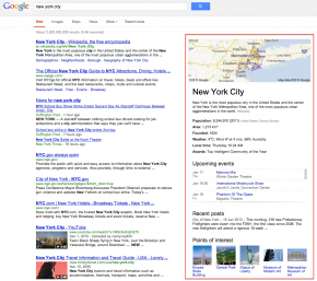 Knowledge Graph New York